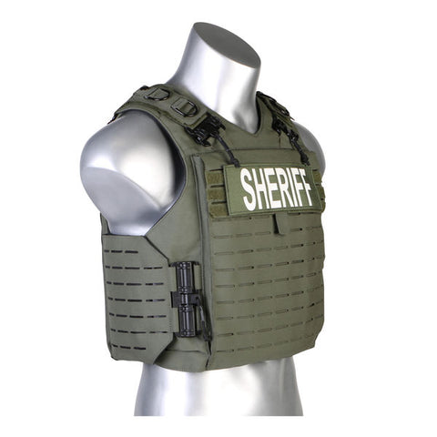 Protech Fast Attack Vest - Advanced Webless System – FirstSpear® Tubes™