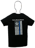 Serve, Honor, Protect Sheriff Tee