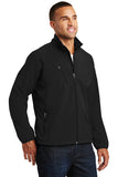 Indiana Sheriff Black Soft Shell Jacket