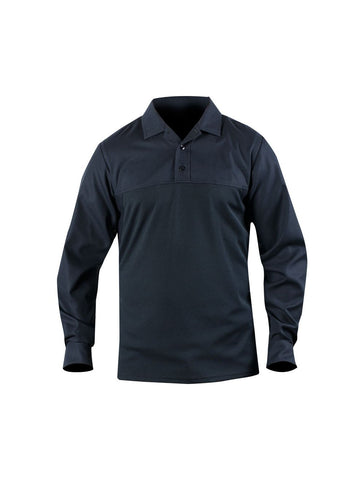 Blauer LS B.DU Armorskin® Dark Navy Base Shirt