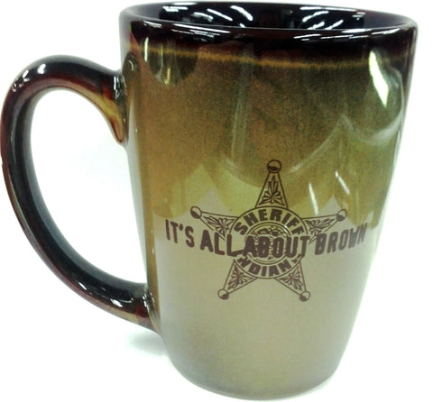 """It's All About Brown"" Mug"