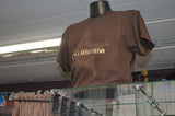 """It's All About Brown"" Indiana Sheriff Tee"