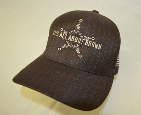 """It's All About Brown"" Flex-Fit Cap"