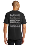 Thin Gray Line Corrections Tee