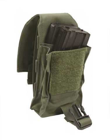 PROTECH®'s Double Stack M4 Magazine Pouch