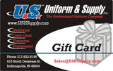 $25 US Uniform Gift Card