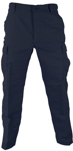 Propper Poly / Cotton Ripstop BDU Pants- Dark Navy