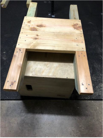 Diy Weight Sled Home Build Soflete