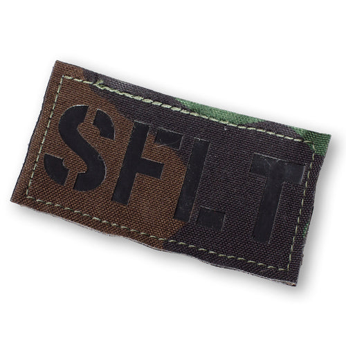 SFLT Call Sign Patch - IR