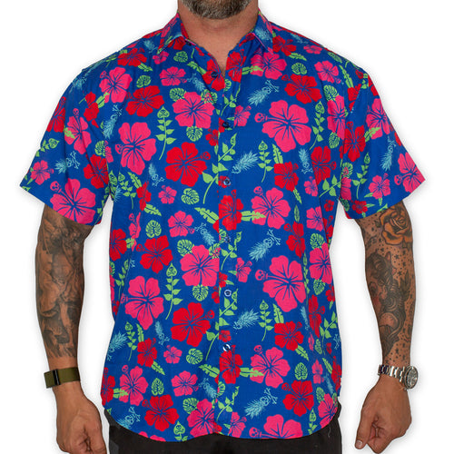 Pig Roast Hawaiian Shirt