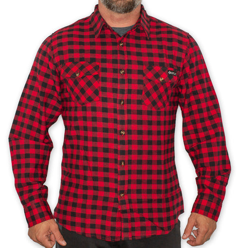 Paul Gunyan Flannel
