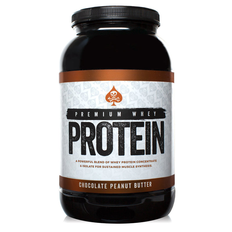Chocolate Peanut Butter Protein