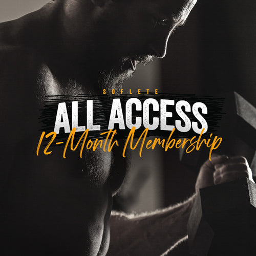 12-MONTH ALL ACCESS MEMBERSHIP