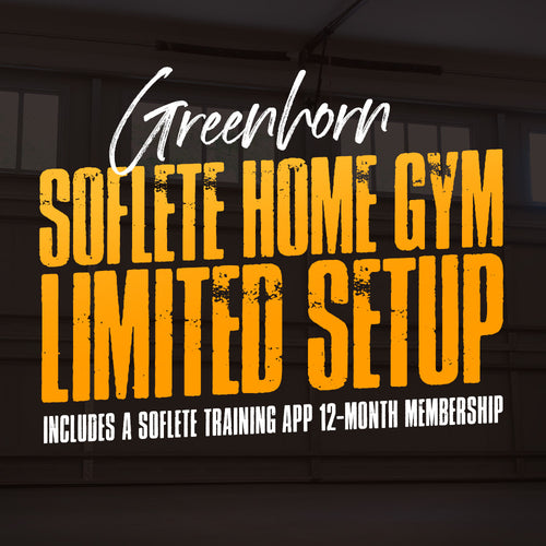 Greenhorn Home Gym with 12 Month Membership