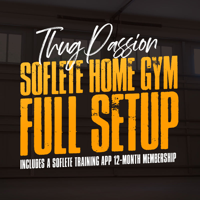 Thug Passion Home Gym + 12 Month Membership
