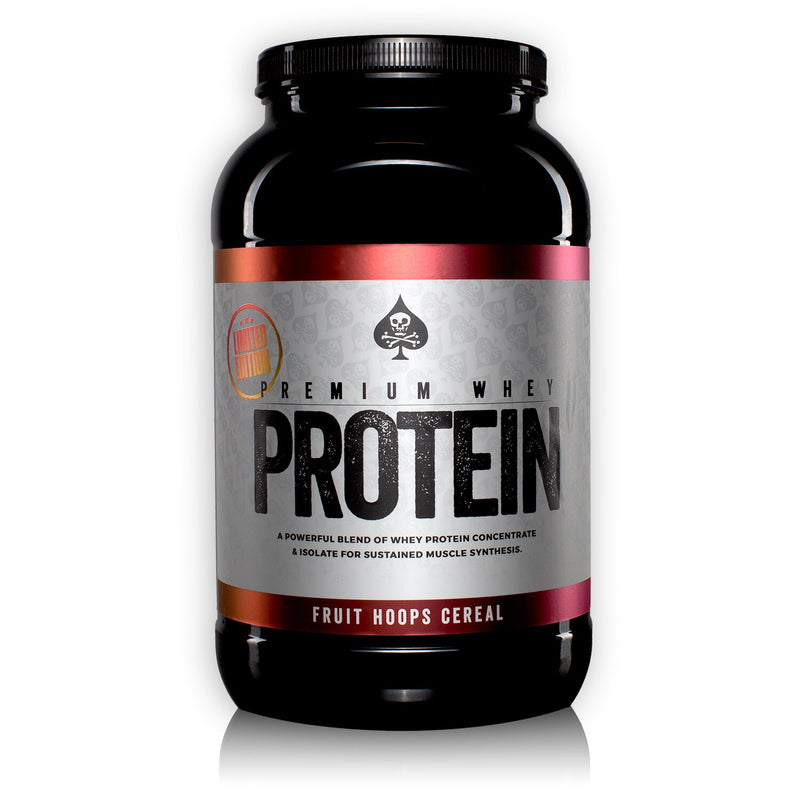 Protein - Fruit Hoops LIMITED EDITION