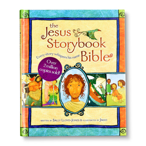 Jesus Storybook Bible by Sally Lloyd Jones