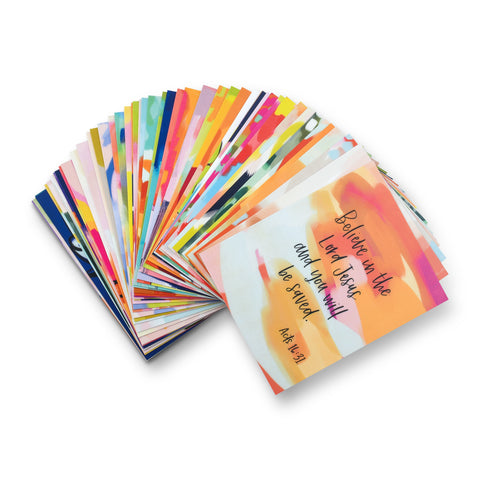 EDITION 2 - Set of 52 Scripture Memory Cards