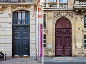 Paris Door Photography | Melanie Alexandra