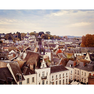 Amboise France Photography Print 4x5