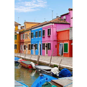 COLORS OF BURANO | Melanie Alexandra Photography