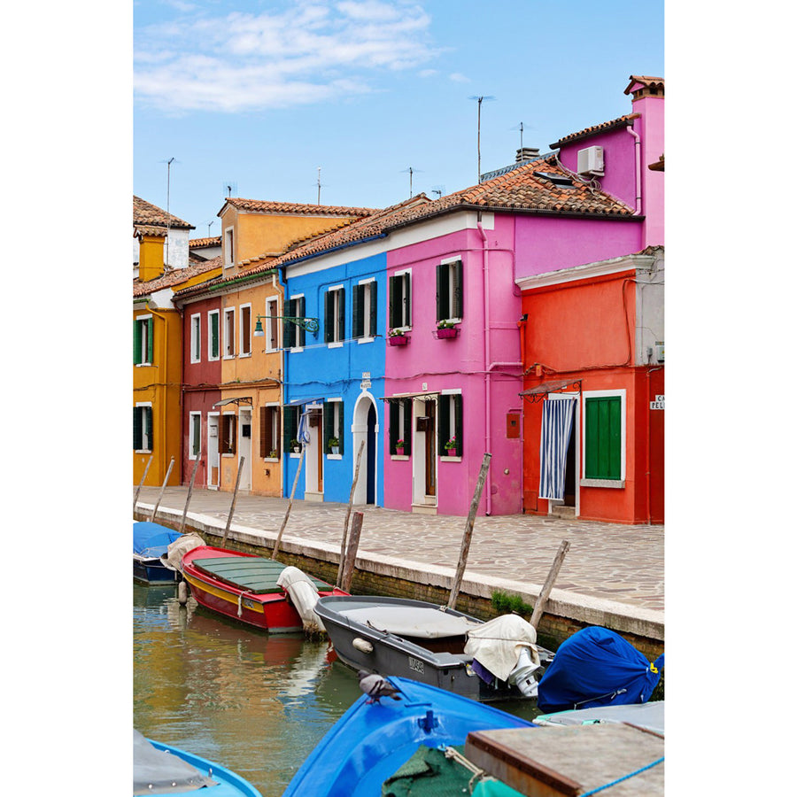COLORS OF BURANO | Italy Photography Prints