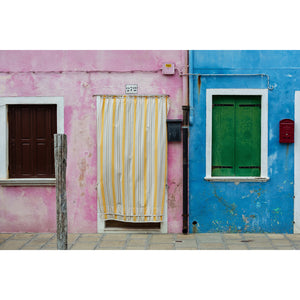 Colors of Burano Photography Series #3