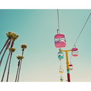 Endless Summer - Santa Cruz California Photograph