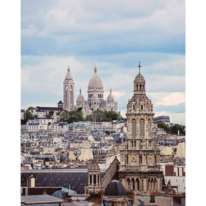 From The Rooftop | Paris, France