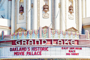 Grand Lake Theatre | Oakland CA Photography | Melanie Alexandra