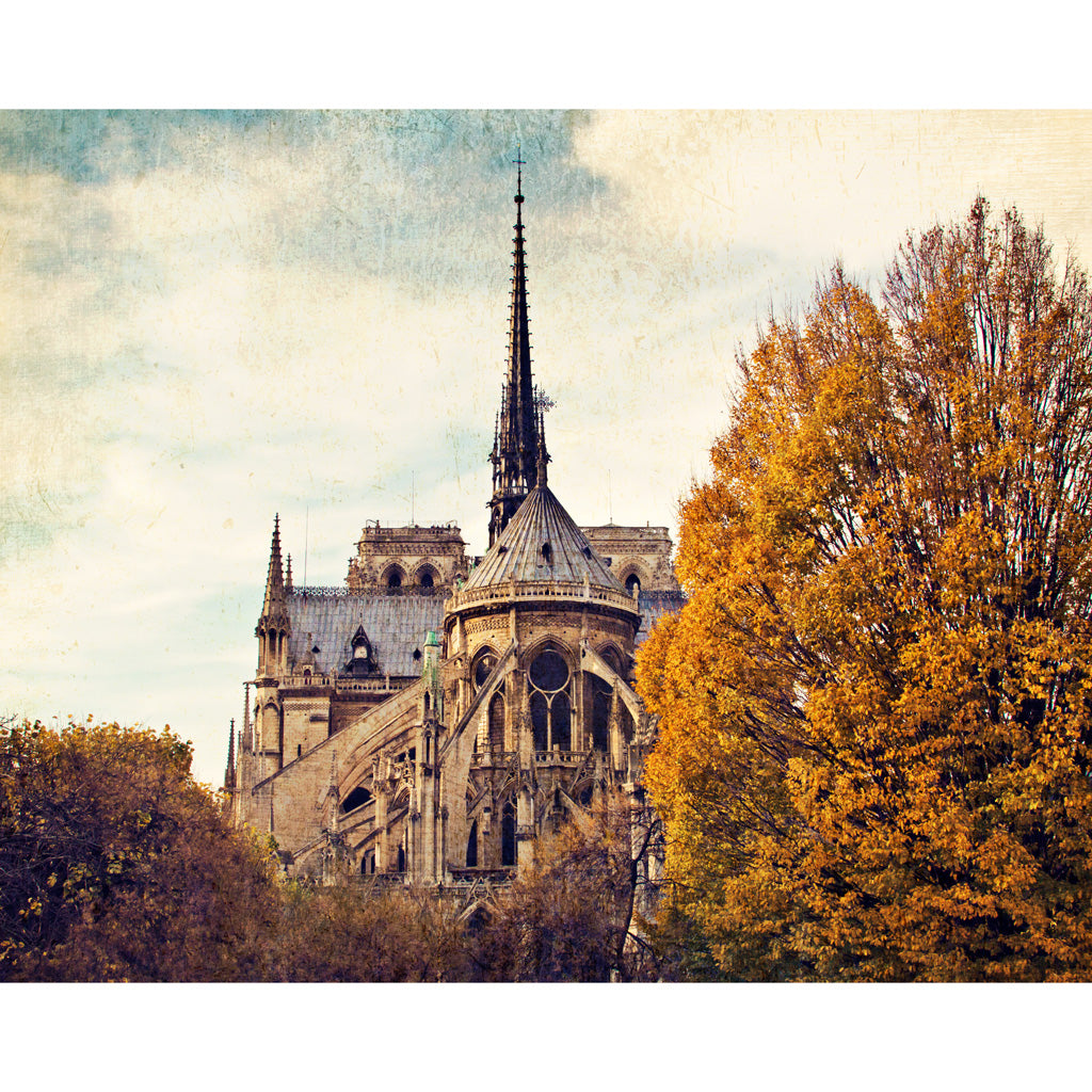 Notre Dame Cathedral Photography Print