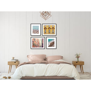 French Riviera Wall Art Photography | Bedroom Decor