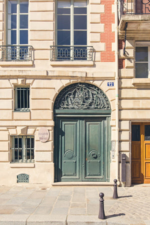 Paris Door Photography | France Wall Art Print
