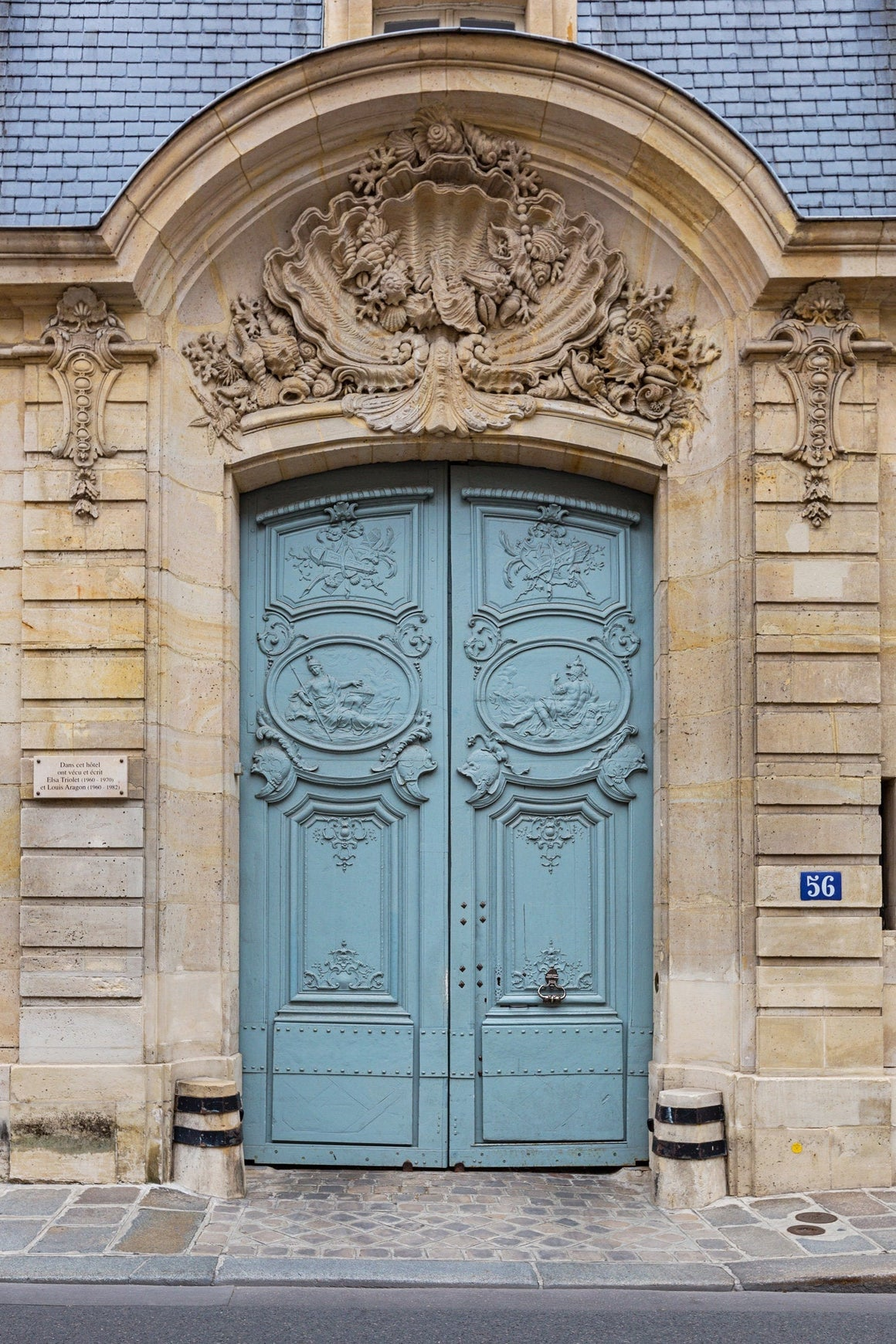PARIS DOORS - NO. 56
