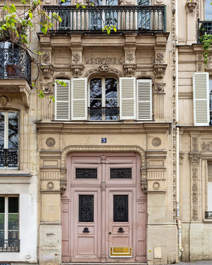 PARIS DOORS NO. 5 | Melanie Alexandra Photography