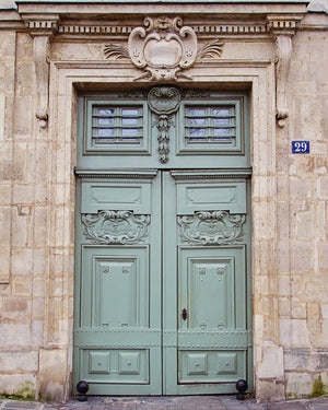Paris Doors No 29 Photograph