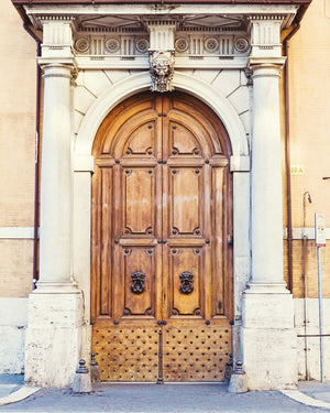ROMAN DOORS II | Fine Art Photography