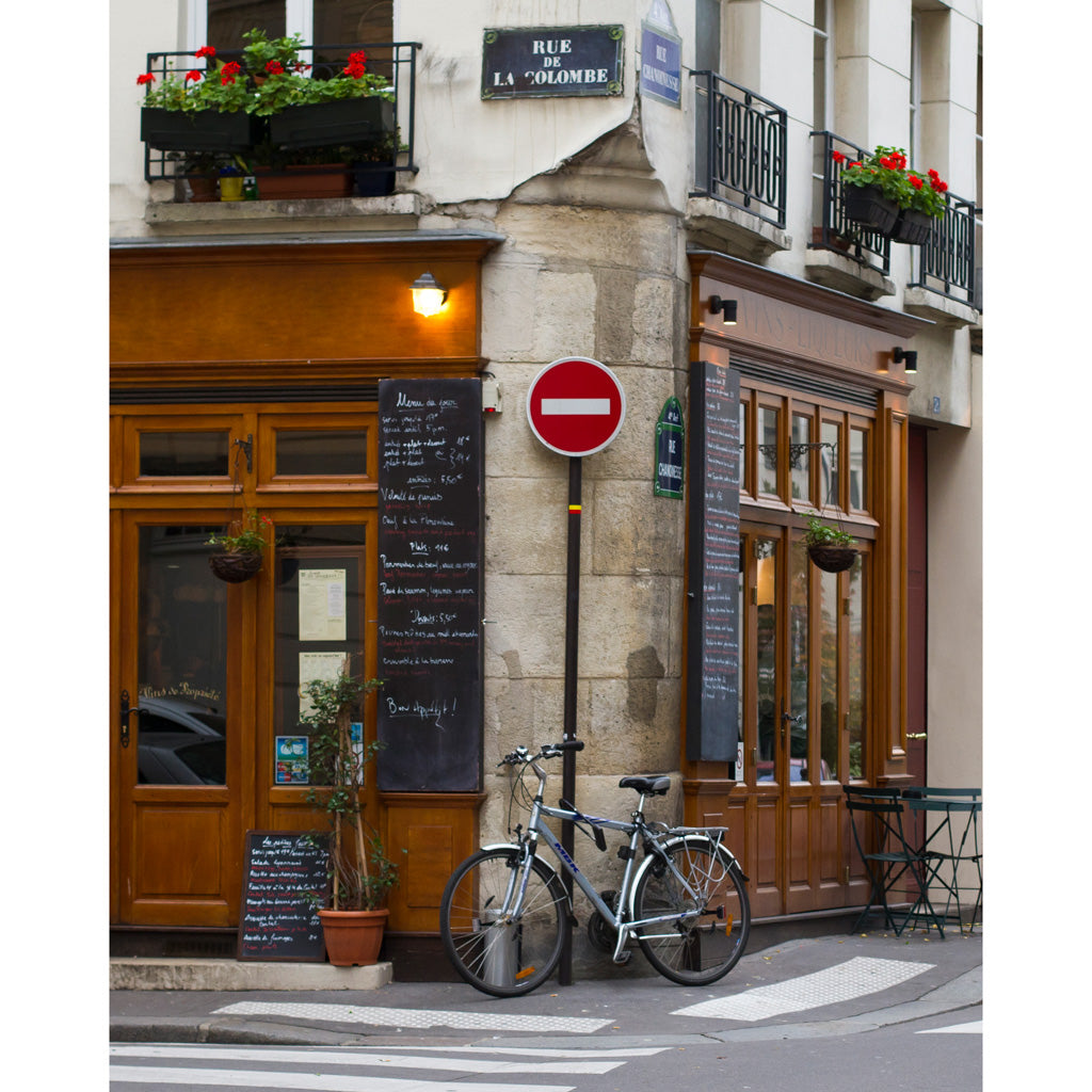 Rue de la Colombe Photography Print 4x5