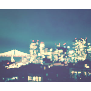 SF Twinkle | San Francisco Photography 4x5