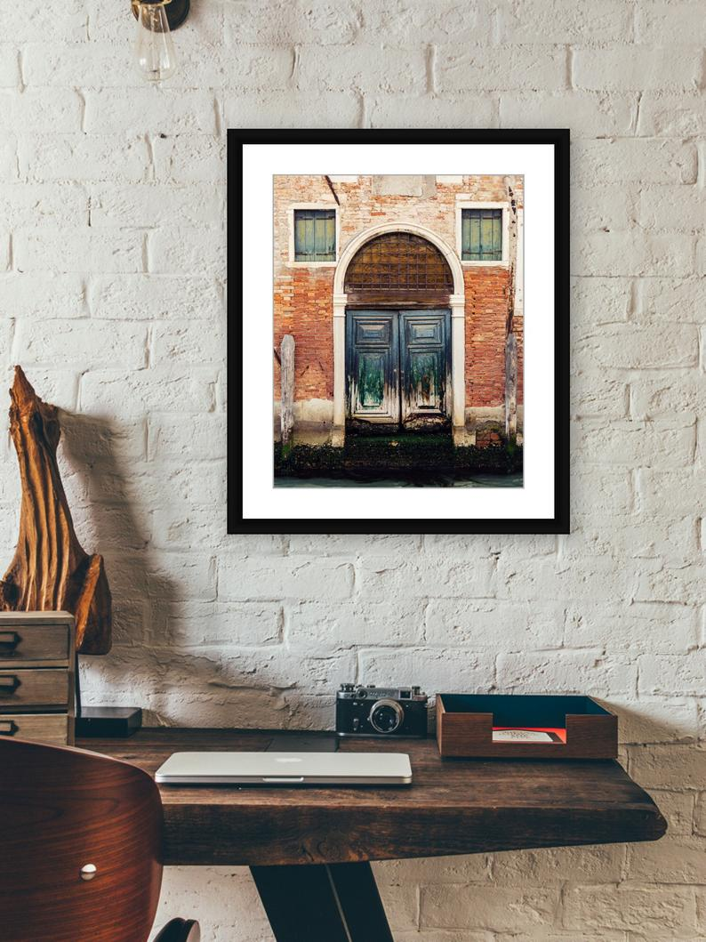 VENICE DOORS NO. 1 | Fine Art Print