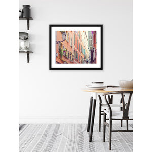 Nice France French Riviera Art Print Example