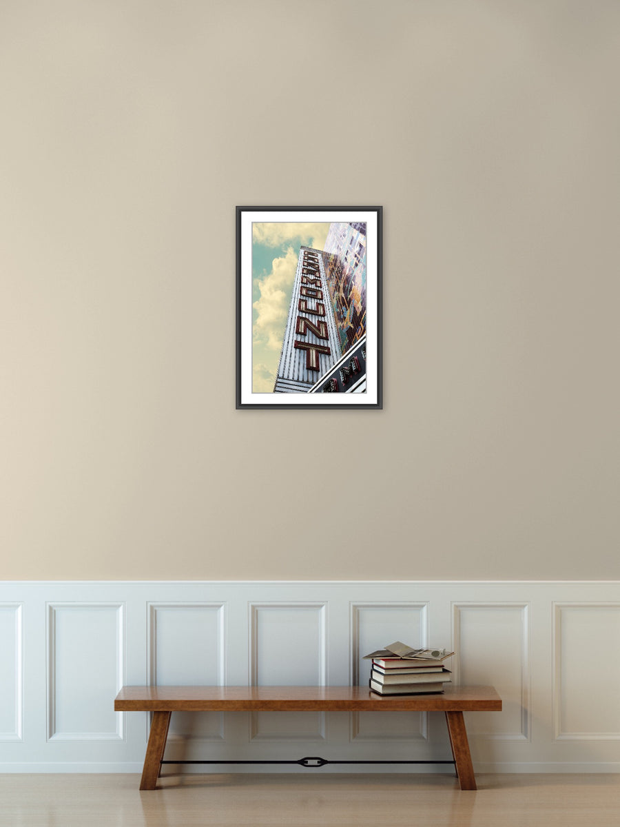 PARAMOUNT | Oakland California Art Print