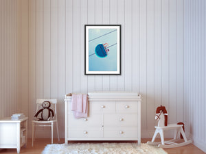 Days Like This | Santa Cruz Beach Boardwalk Decor for Kids Rooms