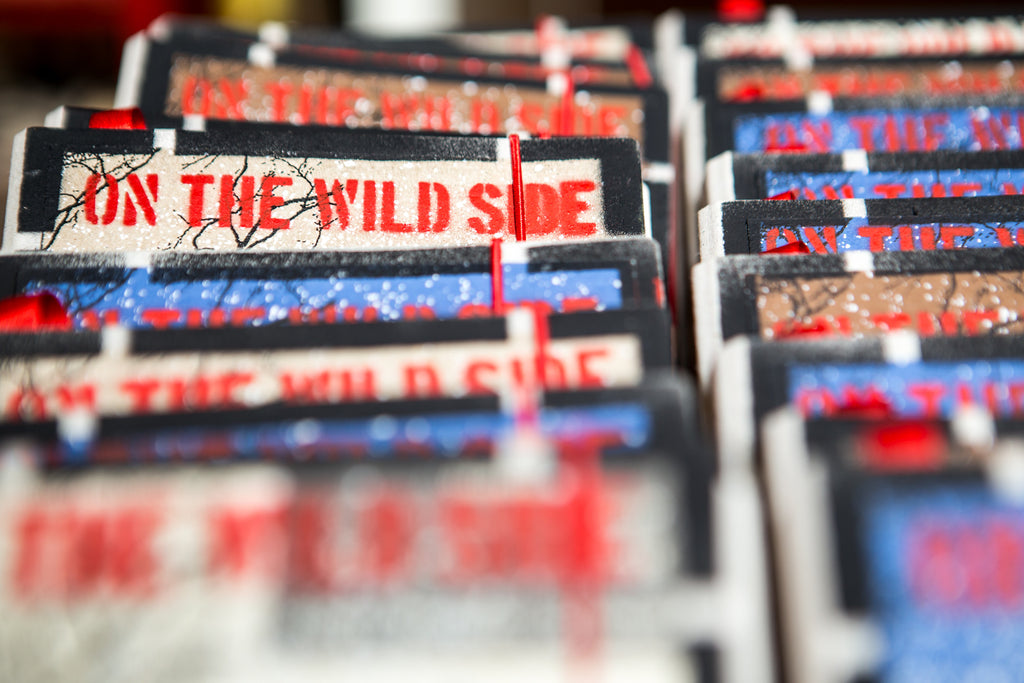 "Notebooks for ""On the Wild side"""