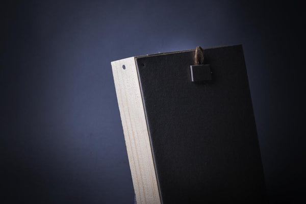 Anchor - mini notebook with frame