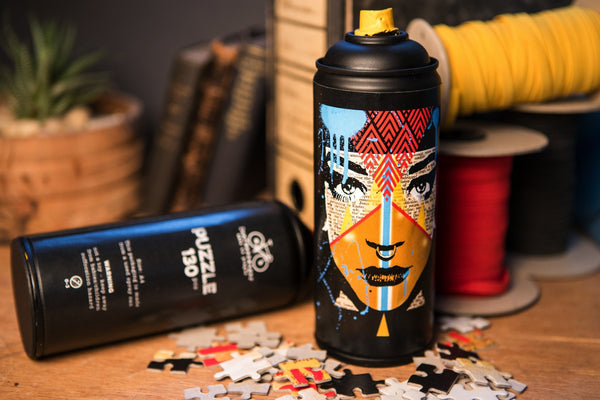 Koki puzzle - spray can - CZ shipping only