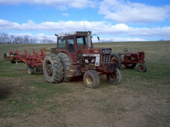 IH, International, Case and CaseIH Parts-new and used
