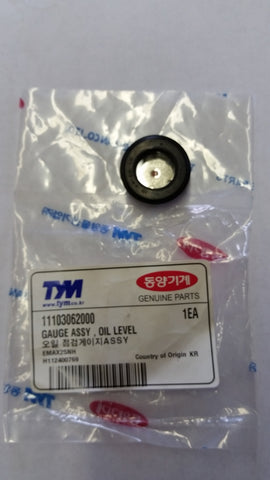 11103062000 TYM Oil level sight glass