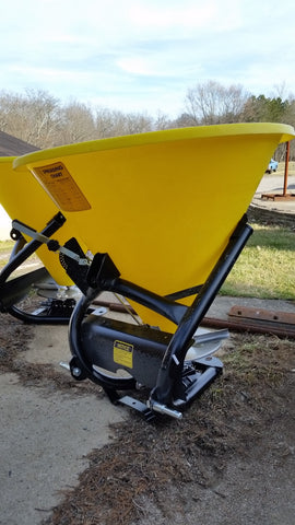 FSP700 Land Pride fertilizer spreader