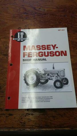 Massey Ferguson shop manual